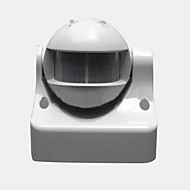 slå elektroniske måleinstrumenter plastmateriale hvit farge strømforsyningen