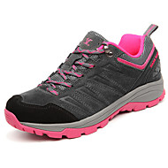 Women's Athletic Shoes Spring/Summer/ Fall/Winter Comfort Suede Outdoor / Athletic Flat Heel Gray/Taupe Trail Running