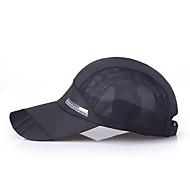 Chapéu Homens Unisexo Secagem Rápida Resistente Raios Ultravioleta Filtro Solar para Basebal