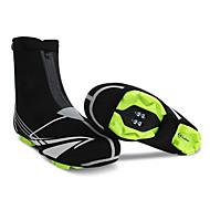 BATFOX® 싸이클링 신발 남성의 산악 자전거 / 자전거 부츠 안티 슬립 / 내구성 / 방수 / 워터 신발 블랙