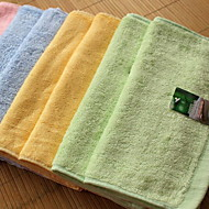 plain barevné dítě ručník bambusové vlákno