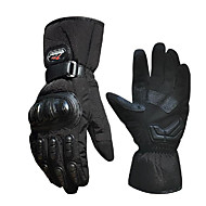 Ski Warm Gloves Windproof Electric Car Racing Motorcycle Gloves Rain Cold Winter Full Finger