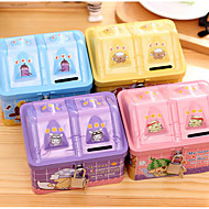 Kindergarten Children Gift Prizes Korea Gifts Cute Cartoon Mini Interlocking Piggy Bank Piggy Bank