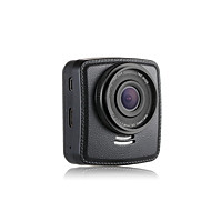 Car DVR Camcorder C81 Full DH 2.4 Inches 160 Degree Wide Angle Lens Support LDWS WDR Builtin GPS E-Dog Function