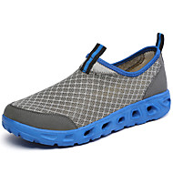 Men's Athletic Shoes Spring/Summer/Fall Comfort Tulle Outdoor/Athletic / Casual Flat Heel Black/Gray Water Shoes
