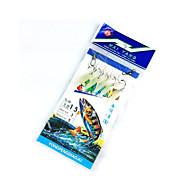 Fishing-5 pcs Random Colors Metal / Carbon steel-hongyang General Fishing