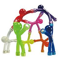 Leksaker Magnetleksaker 10Pcs Executive leksaker Puzzle Cube DIY leksaker magnetiska bollarSilver / Ivory / Brun / Vit / Gul / Svart