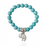 Bracelet Bracelets de rive Alliage Forme de Cercle Mode Mariage Bijoux Cadeau Taies,1pc