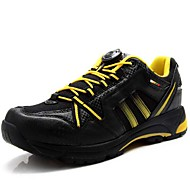 Men's Athletic Shoes Spring / Summer / Fall / Winter Comfort Tulle Outdoor / Athletic Flat Heel Black / Blue Cycling