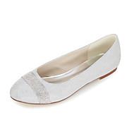 Women's Shoes Glitter Spring / Summer / Fall Round Toe / Flats Flats Wedding / Office & Career / Party & Evening / Dress