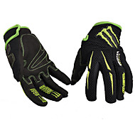 SKTOO Racing Full Finger Gloves Autumn and Winter Cycling Warm Bike Motorcycle Gloves