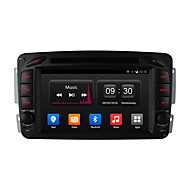 "ownice 7 ""1024 * 600 16g rom quad core android 4,4 gps radio bil dvd spiller for mwrcedes-Benz Vaneo Viano vito c-W203"