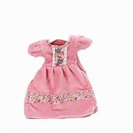 אופנת creactive מגבת אלמוגי צמר / כותנת תערובת שמלה בסגנון (צבע אקראי)
