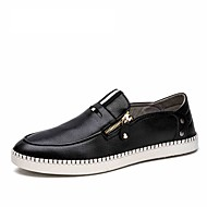 Men's shoes genuine leather casual loafers 2016 new arrival slip on AOKANG brand comfortable shoes