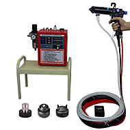 pistola de pintura eletrostática líquida