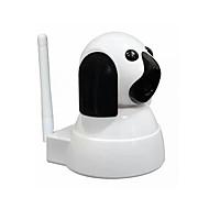 1.0 MP PTZ Inomhus with IR-filter Dag Natt 64(Dag Natt Rörelsedetektor Dubbel Stream Fjärråtkomst IR-cut Wi-Fi-Skyddad Setup Anslut och
