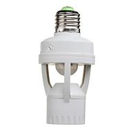 E27-נורות תאורה-חיישן איפרא אדום-מתג