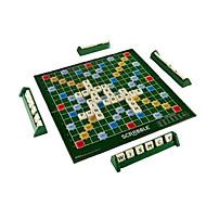 Vintage Classic Word score spil Scrabble Original Fliser Kids Brætspil