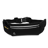 Karpánt Belt Pouch Cell Phone Bag Csomag derékra mert Futás Sportska torbaVízálló Telefon/Iphone Bezár Body Többfunkciós Lopásgátló