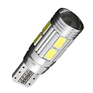 2x CANbus wig t10 ​​wit 192 168 194 W5W 10 5630 smd led lamp foutloos 12v