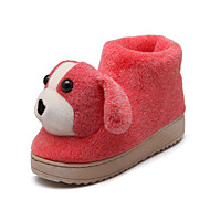 Women's Slippers & Flip-Flops Fall / Winter Snow Boots / Fashion Boots / Comfort / Slippers / Round Toe /