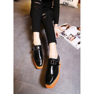 Women's Oxfords Spring / Summer / Fall Creepers PU Casual Platform Others Black / White Others