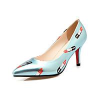 Women's Shoes PU Spring / Summer / Fall Heels/ Pointed Toe Heels Office & Career / Casual Stiletto Heel Animal Print