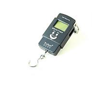 kannettavien elektronisten mittakaavassa (maksimi asteikko: 50kg)