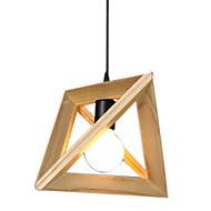 Moderne / Nutidig / Traditionel / Klassisk / Rustikk/ Hytte / Vintage LED Tre/ Bambus Anheng LysStue / Soverom / Spisestue / Kjøkken /