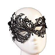 Lace Mask 1pc Holiday Decorations Party Masks Cool / Modieus Een maat Zwart / Wit Kant