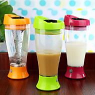 elektrické přenosné a pohodlné nepropustné automatické míchání šálek kávy s víkem