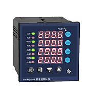 xmta-j400w מכשיר בקרת טמפרטורה (תקע AC-220v- 50Hz-4W; טווח טמפרטורות: -30-2300 ℃)