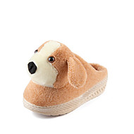 Women's Slippers & Flip-Flops Fall / Winter Mary Synthetic Casual Platform Others Pink / Red / Almond Others