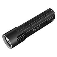 Nitecore® LED svítilny LED 1000 Lumenů 8.0 Režim Cree XM-L2 U2 18650 CR123AStmívatelná Voděodolný Dobíjecí Odolný proti nárazům