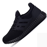 Men's Sneakers Spring / Summer / Fall Comfort Tulle Outdoor / Athletic / Casual Black / Red / WhiteTennis / Walking /