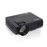 Powerful® Q5 LCD Heimkino-Projektor WVGA (800x480) 68 Lumens LED 4:3/16:9
