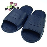 Unisex-PVC-Flat hæl-Komfort-Tøfler og flip-flops-Fritid-