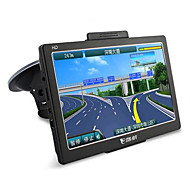 e road rute e800 bil navigation 7 tommer high definition dual core 8GB bærbare køretøjer gps integreret navigation