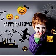 DIY Halloween-Wandaufkleber Arten frei Zauber