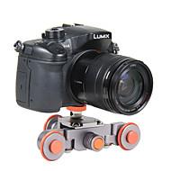 yelangu® l3 kamera elektromos Dolly helyett mini videokamera elektronikus csúszka