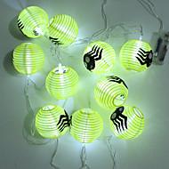 cadılar bayramı kabak 1 adet ted dekorasyon malzemeleri çubuğu ktv kabak örümcek hayalet kafa gece lambası dize fener perili