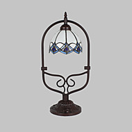 Учебные лампы - Разноцветный абажур - Традиционный/классический / Рустикальный / Tiffany - Металл