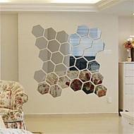 כריסטמס / רומנטיקה / פנטזיה מדבקות קיר מדבקות קיר תלת מימד מדבקות קיר דקורטיביות / מדבקות למקרר / מדבקות חתונה,pvc חוֹמֶרניתן להסרה /