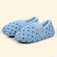 Women's Slippers & Flip-Flops Winter Comfort Fleece Casual Flat Heel Others Blue / Pink / Purple Others