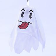 1ks halloween duch plastové krystal dýně noční světlo barevný design náhodný