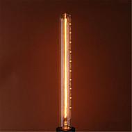 regulável t300 40w e27 lâmpada incandescente do vintage edison filamento (AC220-240V)