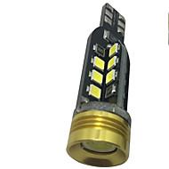 2 stk 30W 2007-2011 år vw Magotan LED lisens plate lampe kan-bussen LED bredde Lampe LED leselampe