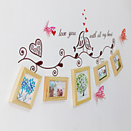 5PCS Original Europea-Style Cozy Holiday Gift Family Bureaux Counter Decorations Photo Frame