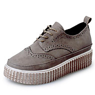 Women's Sneakers Spring / Summer / Fall / Creepers Leatherette Outdoor / Athletic / Casual Platform Lace-up Others