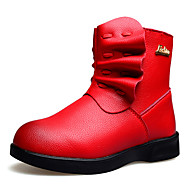 Girl's Boots Spring / Fall / Winter Snow Boots / Fashion Boots / Bootie / Novelty / Flats Tulle / Dress / Casual